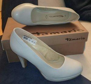 Tamaris Pumps Pastellblau Neu