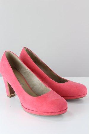 Tamaris Pumps pink Größe 38 1709100330622