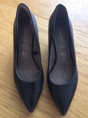 Tamaris Pointed Toe Pumps black