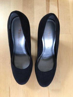 Tamaris High Heels black imitation leather