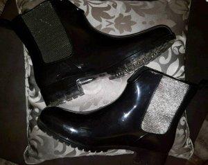Tamaris Regenstiefel, Gummistiefel, Chelsea Boots, 38 1/2