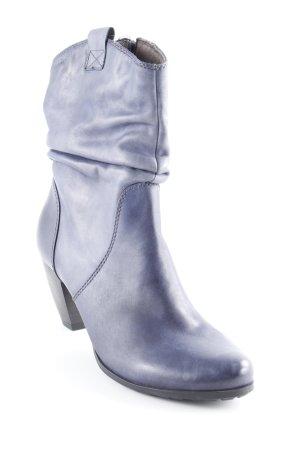Tamaris Reißverschluss-Stiefeletten mehrfarbig Country-Look