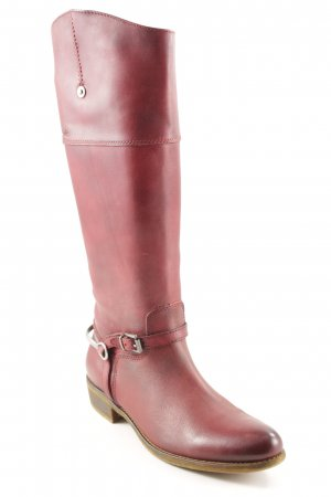 Tamaris Riding Boots multicolored biker look