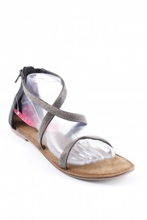Tamaris Strapped Sandals multicolored casual look