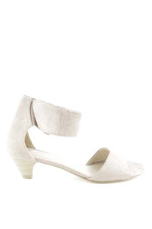 Tamaris Riemchen-Sandaletten graubraun Elegant