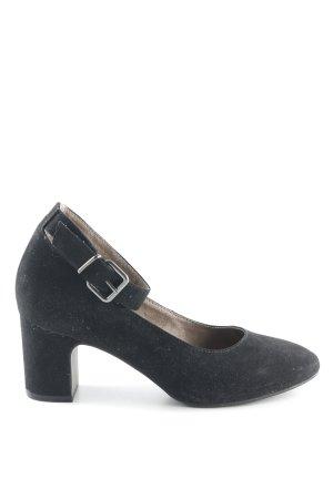 59a0f02749259d Tamaris Riemchenpumps schwarz Elegant