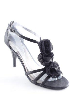 Tamaris Riemchenpumps schwarz Elegant