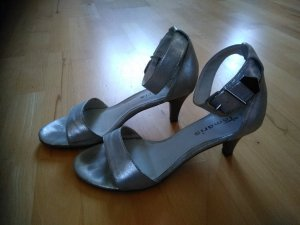 Tamaris Strapped Sandals light grey leather