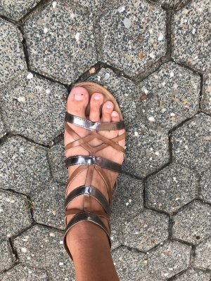 Tamaris Roman Sandals light brown-grey