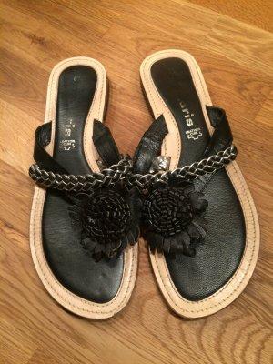 Tamaris Sandale schwarz Größe 41