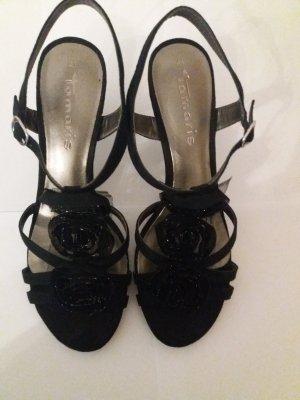 Tamaris High Heel Sandal black