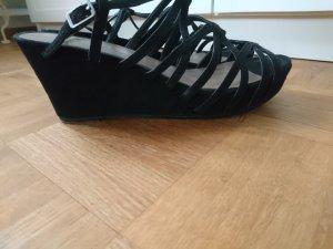 tamaris Sandalen schwarz