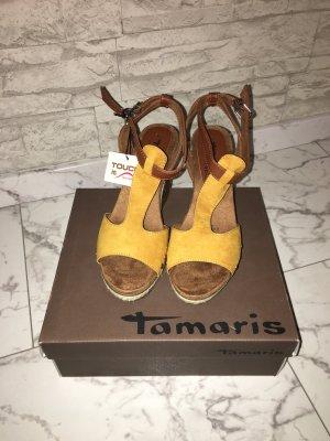 Tamaris Sandalette neu mit Karton
