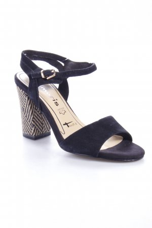 Tamaris Sandals Black