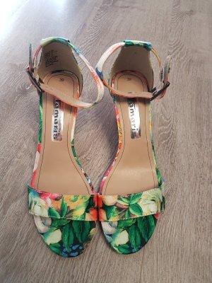 Tamaris Sandaletten  geblumt