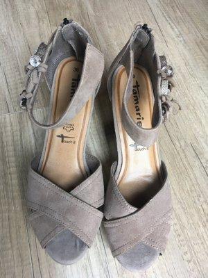 Tamaris Sandaletten mit Reißverschluss