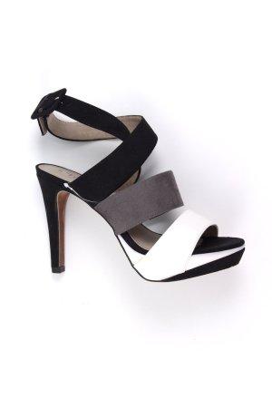 Tamaris Sandaletten schwarz Größe 39