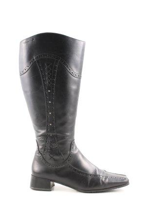 Tamaris Jackboots black extravagant style