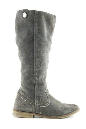 Tamaris Jackboots grey brown casual look