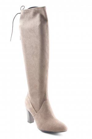 Tamaris Jackboots light brown-grey brown casual look
