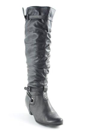 Tamaris Jackboots black elegant