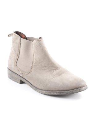 Tamaris Schlüpfschuhe beige Street-Fashion-Look