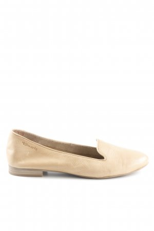 Tamaris Slip-on Shoes camel casual look