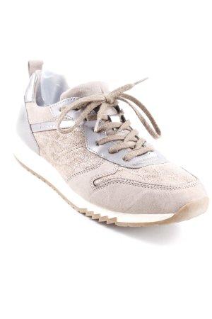 Tamaris Schlüpfsneaker graubraun-grauviolett Casual-Look