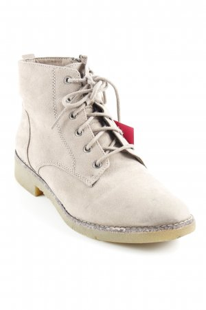 Tamaris Lace-up Booties multicolored casual look
