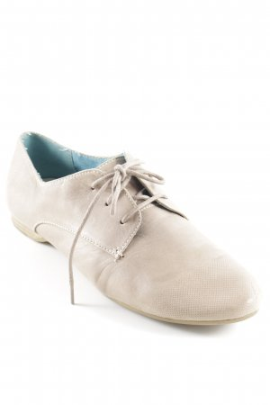 Tamaris Lace Shoes beige business style