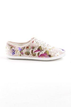 Tamaris Chaussures à lacets motif de fleur style romantique
