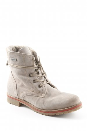 Tamaris Lace-up Boots light brown-brown casual look