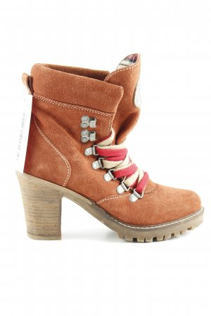 Tamaris Lace-up Boots multicolored casual look