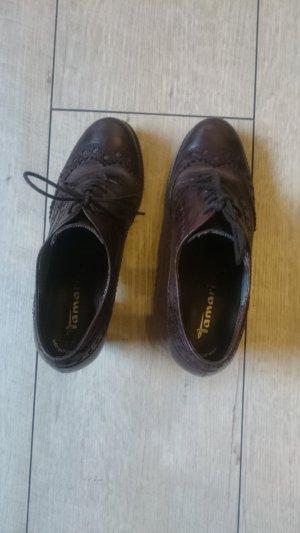 Tamaris Schuh Gr 38 braun
