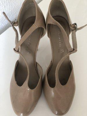 Tamaris High Heels beige