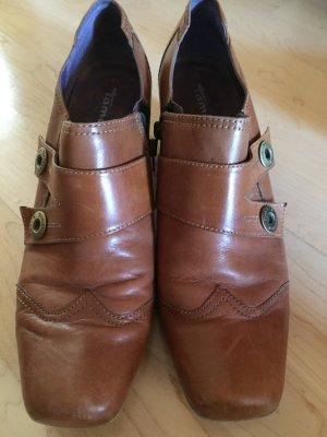 Tamaris Schuhe 41 hellbraun