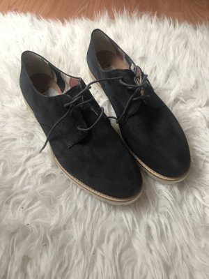 Tamaris Oxfords dark blue