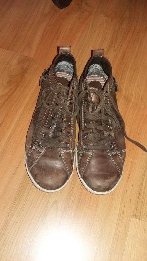 Tamaris Schuhe braun