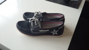 Tamaris Slip-on Shoes blue