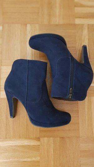 Tamaris Buskins dark blue
