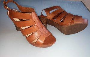 Tamaris Schuhe Leder Gr. 38 -top-