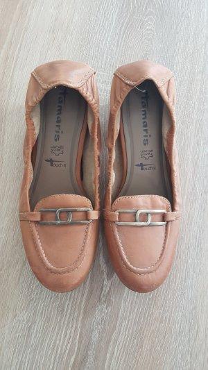 Tamaris Zapatos sin cordones camel