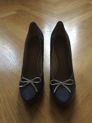 Tamaris Schuhe Taubenblau