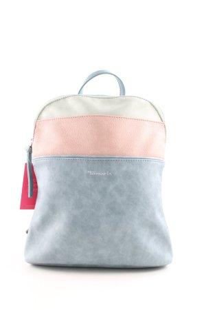 Tamaris School Backpack striped pattern casual look