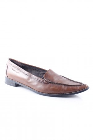 Tamaris Slipper braun Casual-Look