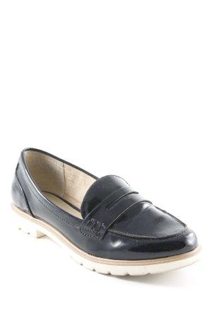Tamaris Pantoffels zwart zakelijke stijl