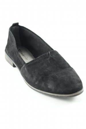 Tamaris Slippers black simple style