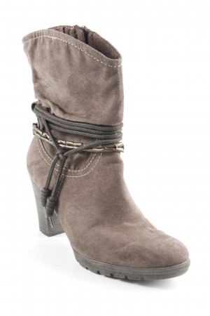 Tamaris Slouch Booties multicolored casual look