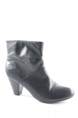 Tamaris Slouch Booties black casual look