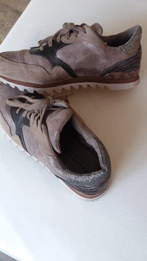 Tamaris Low Shoes multicolored mixture fibre